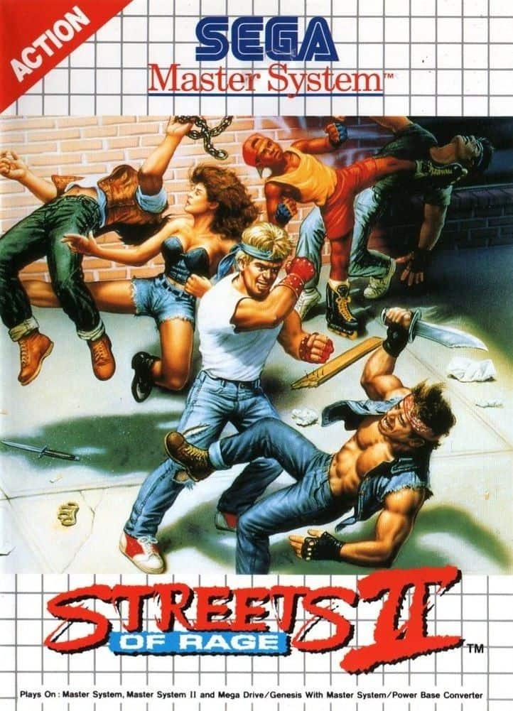 Street of Rage II (Europe)