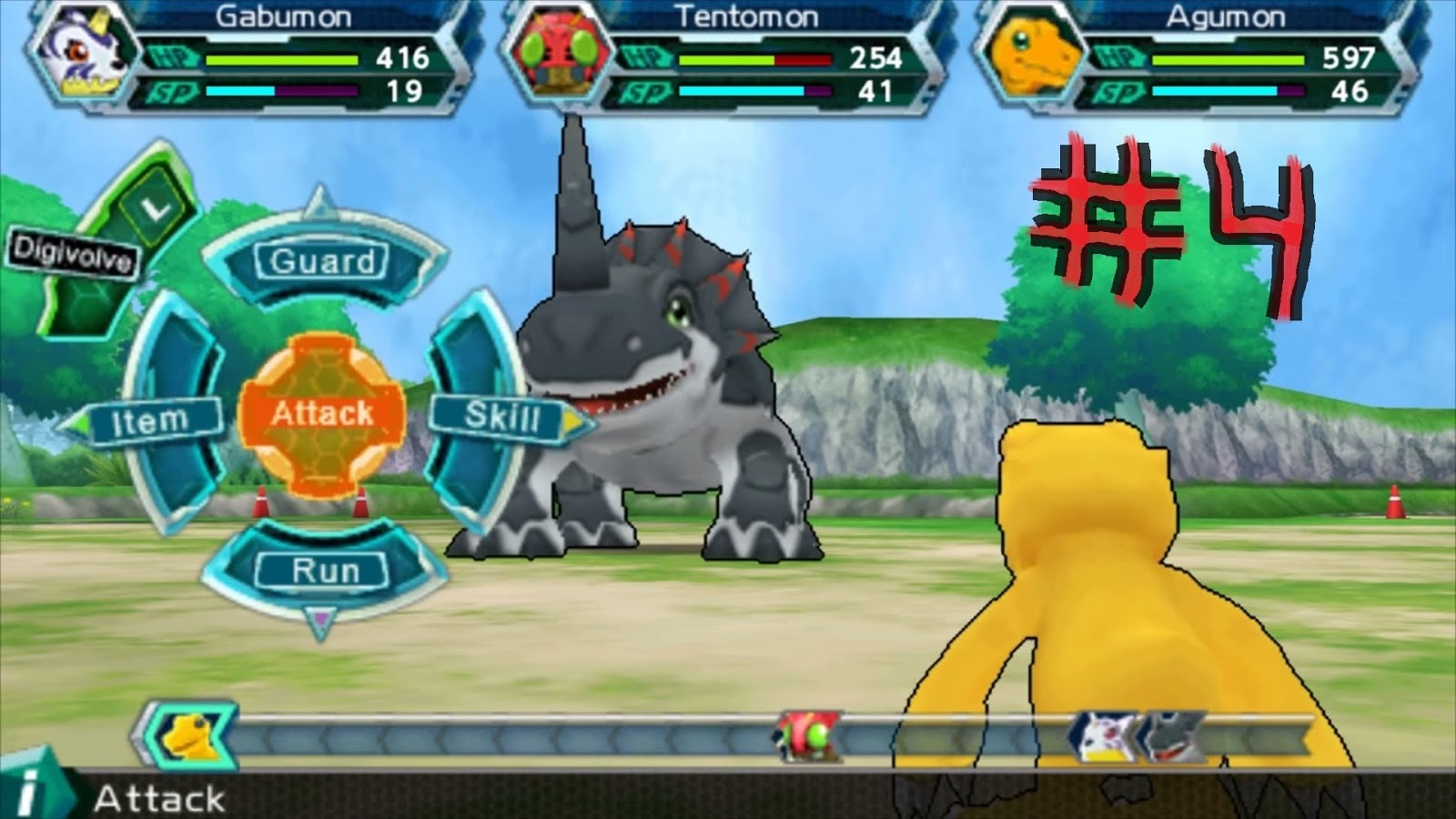 Download Digimon Adventure English Patch v5 PSP PPSSPP ...
