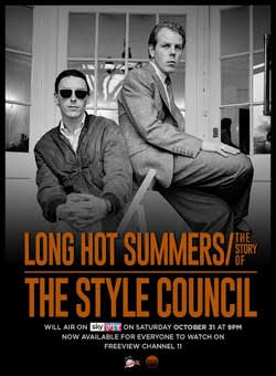 Long Hot Summers: The Story of the Style Council (2020)