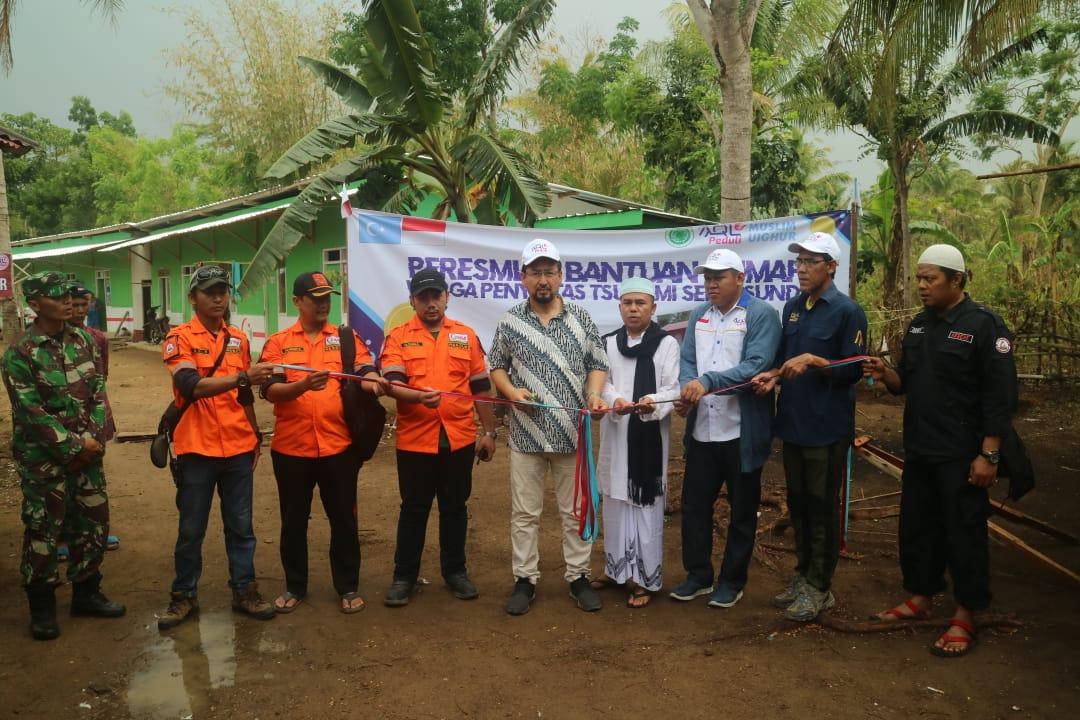 WMI & AQL lakukan Refleksi Satu Tahun Tsunami Selat Sunda
