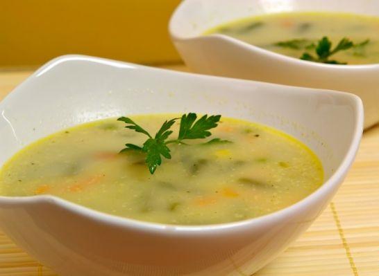 Receta de Sopa de Morón