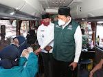 Kejar PPKM Level 1, Pemkab Sidoarjo Target Satu Hari Tiap Kecamatan 1.500 Vaksinasi