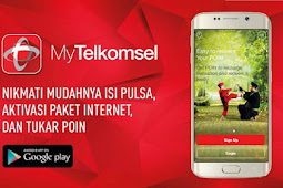 Download Aplikasi MyTelkomsel, Nikmati Berbagai Kemudahannya !!!