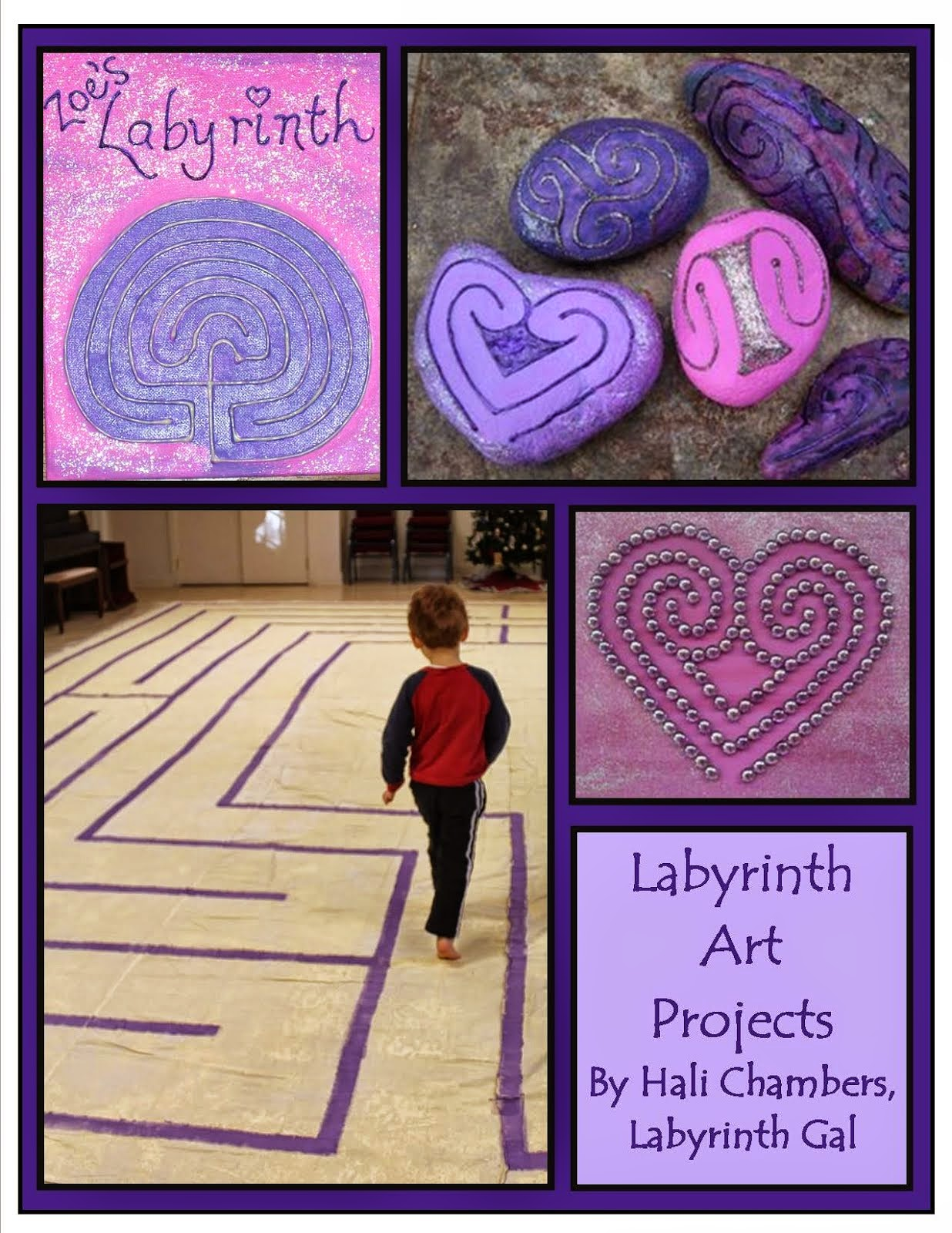 Get Crafty with Labyrinths
