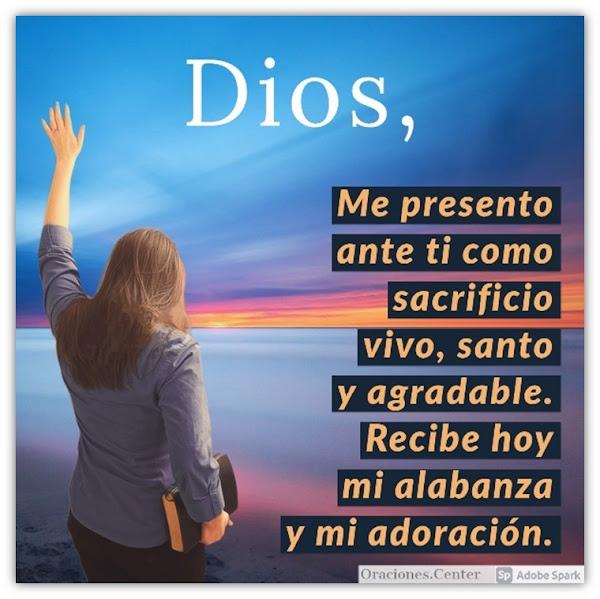 Oración del Día Domingo - Para hacer la Voluntad de Dios