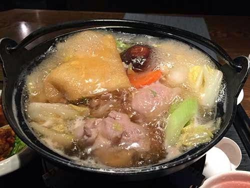 ちゃんこ鍋定食03