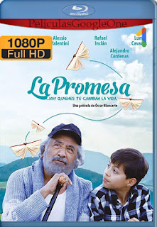 La Promesa (2018) [1080p Web-DL] [Latino-Inglés] [LaPipiotaHD]