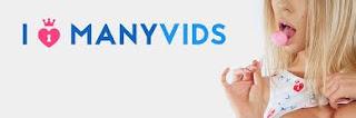 ManyVids Logo