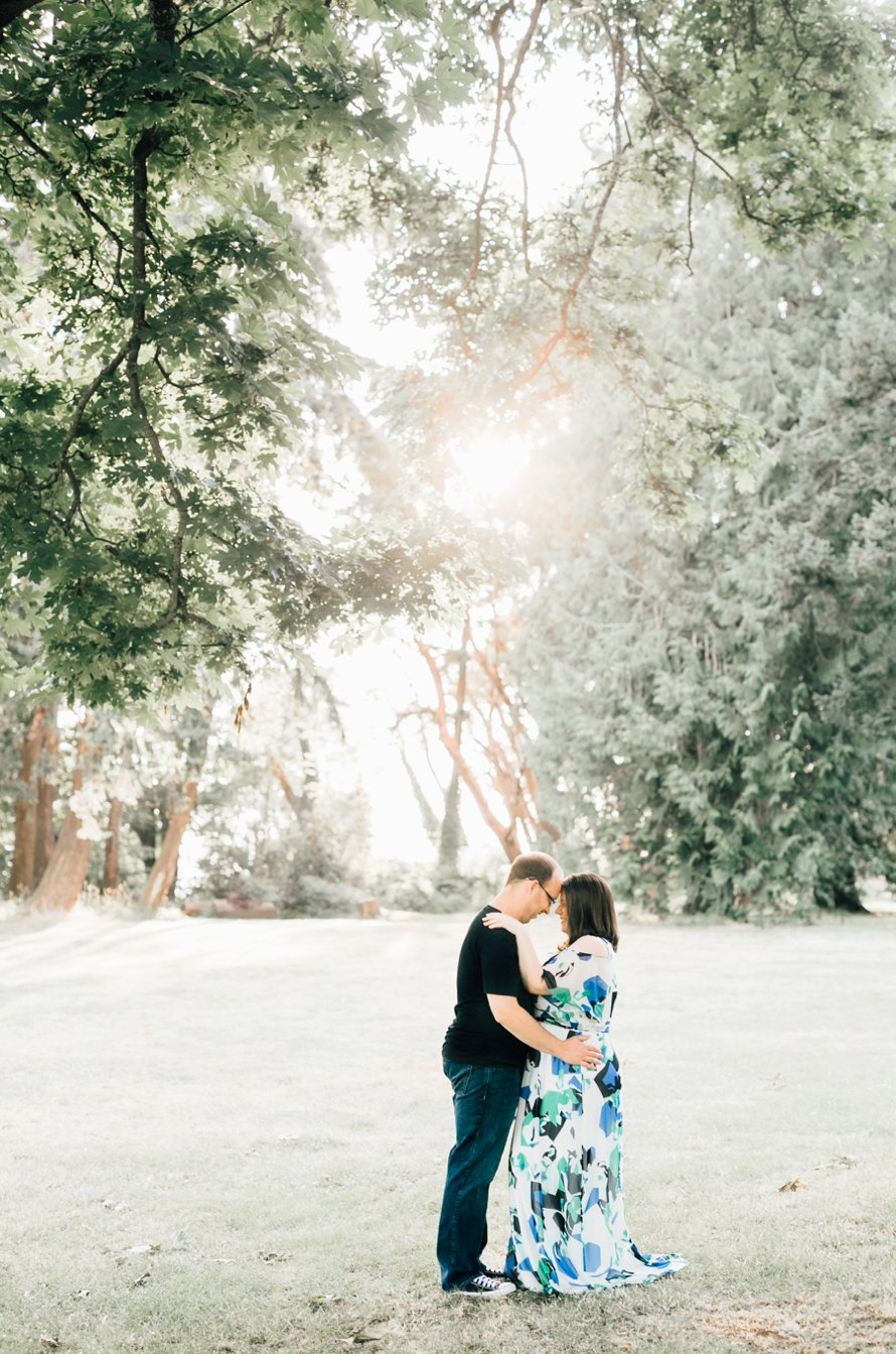 Seattle Anniversary Photographer | Something Minted Photography