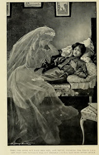Illustration by D. Murray Smith from Baring-Gould's Book of Ghosts