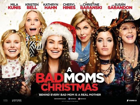 Watch Bad Moms Christmas.Every Film November 2017