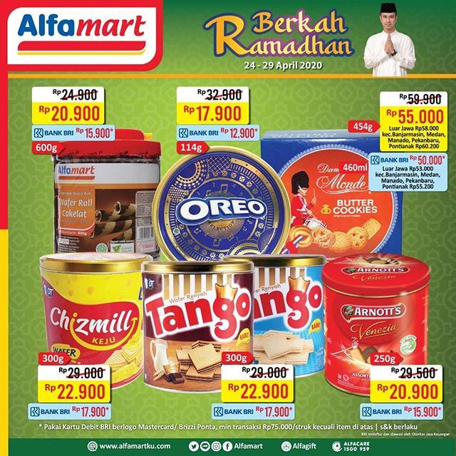 #Alfamart - #Promo Berkah Ramadhan Periode 24 - 20 April 2020