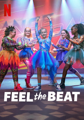 Feel the Beat 2020 HDRip 720p Dual Audio In Hindi English Download By Tamilrockers