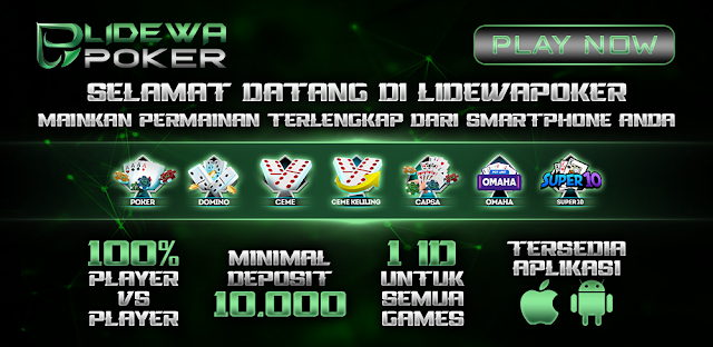 Website Penyedia Poker Online Terbesar Di Asia 2020