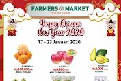 Katalog Promo Farmers Market Weekend 17 - 23 Januari 2020