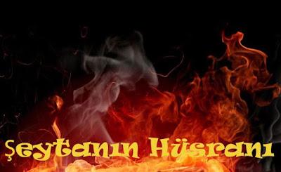 şeştan, hüsran, azap, cehennem, ateş, duman, dini hikaye, dini kıssa, Resulullah, peygamber, namaz, namazın önemi, hile, tuzak,