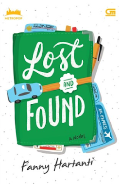 novel metropop lost and found fanny hartanti