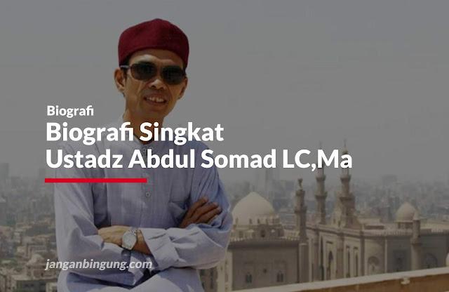 Biografi Singkat Ustadz Abdul Somad