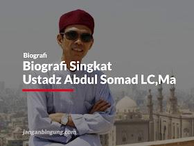 Biografi Singkat Ustadz Abdul Somad - Responsive Blogger Template