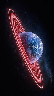 Planet Mobile HD Wallpaper