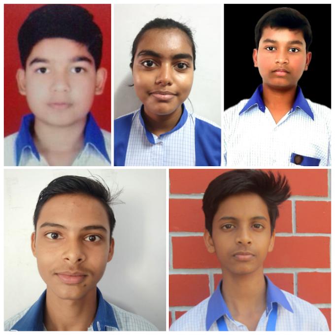 एलपीएस के 12 विद्यार्थी राष्ट्रीय प्रतिभा खोज परीक्षा में चयनित