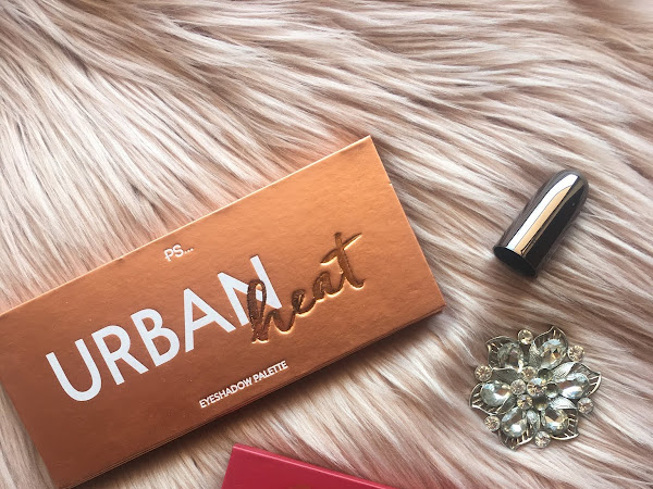 Primark Beauty | Urban Heat & Cherry Blossom Eyeshadow Palletes Review
