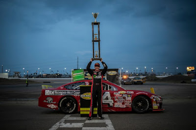 Joey Iest to Conquer the West! #ARCA