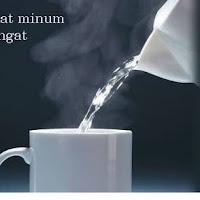 Jangan Diremehkan, 7 Manfaat Minum Air Hangat yang tak Disangka
