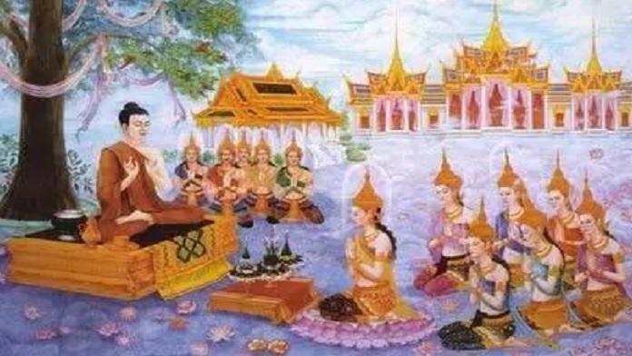 Il giovane ladro redento - Buddha