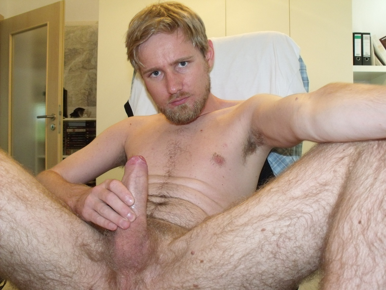 Naked Blonde Men Pics