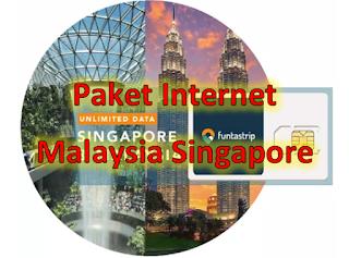 Paket Internet Malaysia Singapore