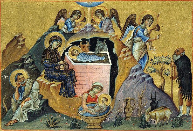 Πρόγραμμα Μητροπολίτου Αλεξανδρουπόλεως κ. Ανθίμου για το Άγιο Δωδεκαήμερο 2016-2017