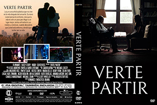 Verte Partir - Cover DVD