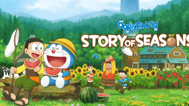 Game Doraemon: Story of Seasons Akan Hadirkan Versi PS4-nya