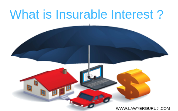 जीवन बीमा, अग्नि बीमा और समुद्री बीमा में बीमायोग्य हित क्या है ?  What is Insurable Interest in life-insurance, fire-insurance and marine-insurance ?