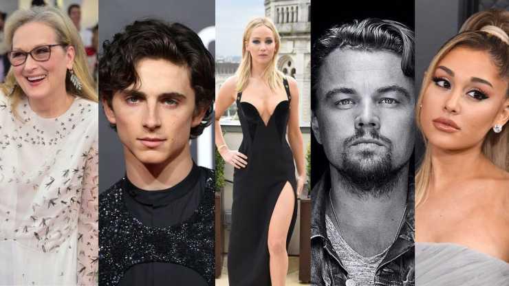 Don't Look Up: Netflix ki Comedy film se jude Leonardo DiCaprio, Meryl Streep aur Timothee Chalamet...