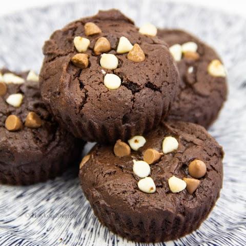 Fudge Brownie Muffins
