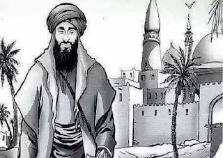 قال الملحدون لأبي حنيفة : في أي سنة وجد ربك ؟