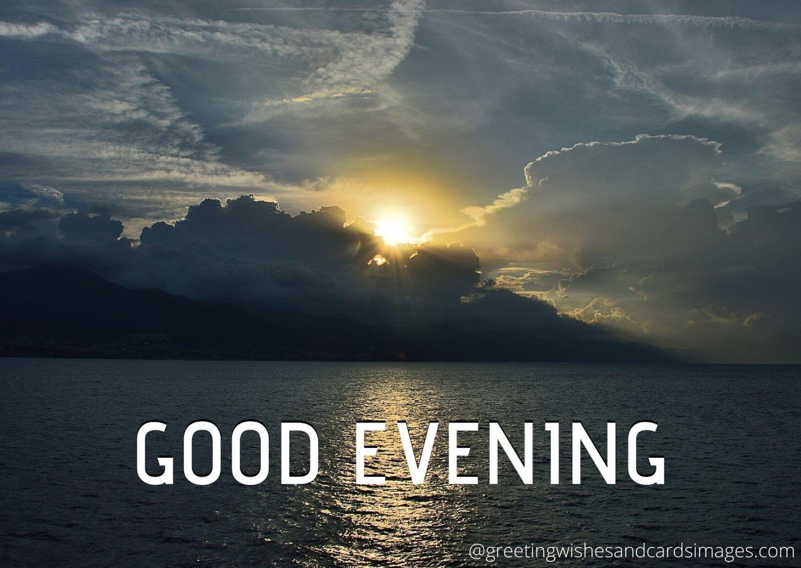 Good Evening Images 2020