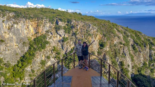 Cañón Gjipe, mirador de cristal - Himara, Albania por El Guisante Verde Project