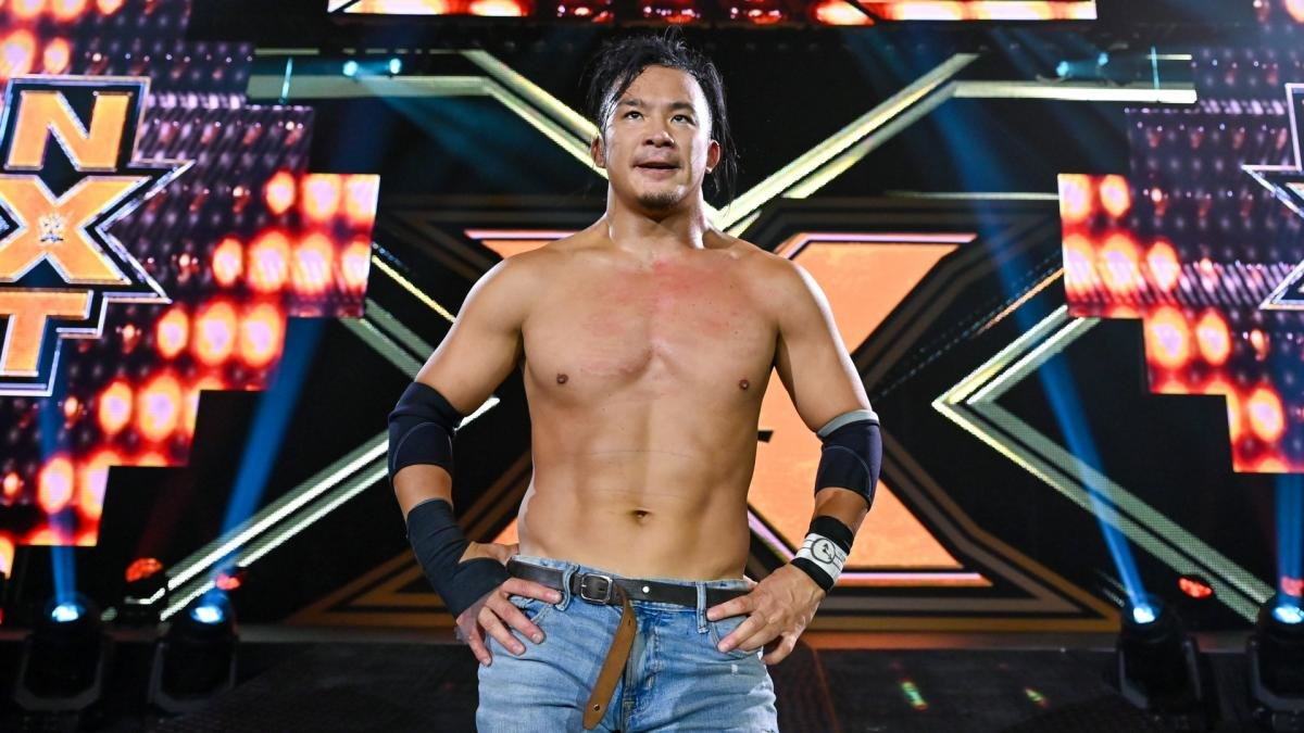 Kushida conquista o NXT Cruiserweight Championship