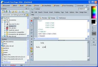 برنامج Evrsoft First Page