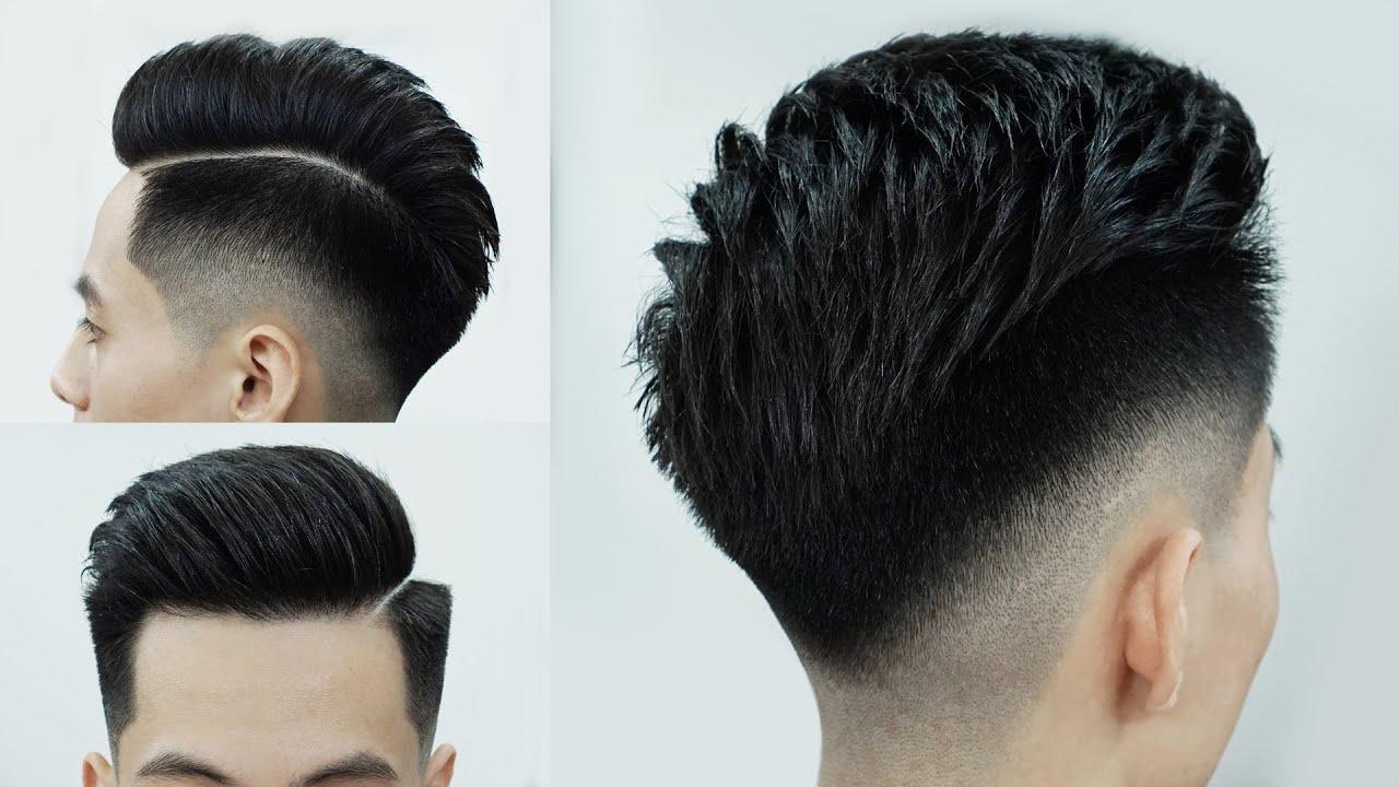 Giới thiệu các kiểu tóc đẹp phổ biến dành cho nam