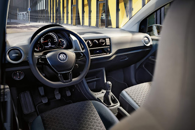 Novo VW Up! 2020 IQ Drive