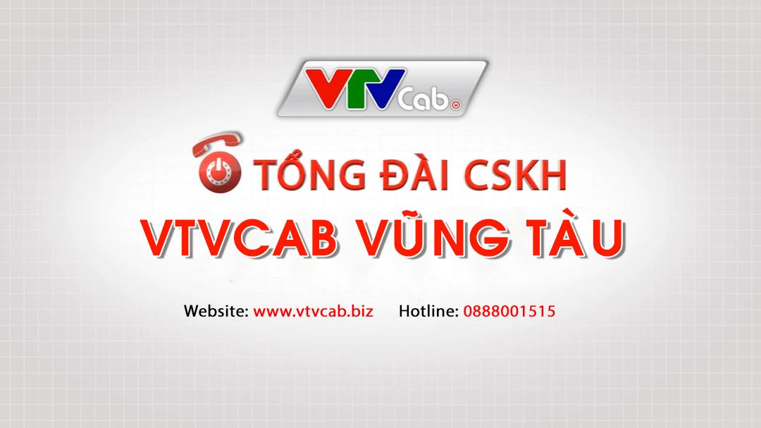 Tổng đài VTVcab tại Bà Rịa - Vũng Tàu