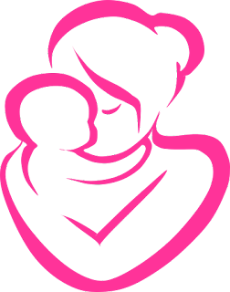 Mother and Child Clipart4