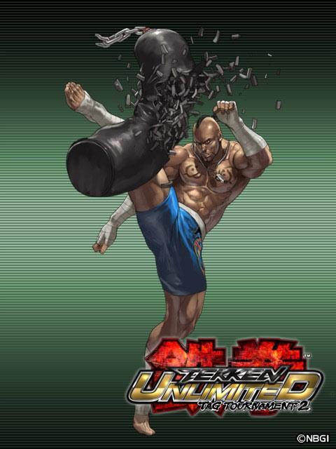 The Power Of Tekken Bruce Irvin