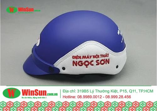 Xưởng sản xuất nón bảo hiểm đạt tiêu chuẩn an toàn chất lượng