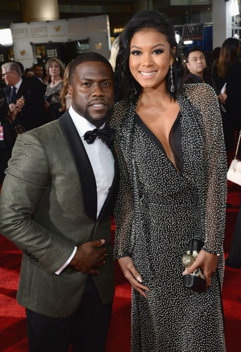 Kevin Hart and Eniko throw Baby Shower, announce Son's Name