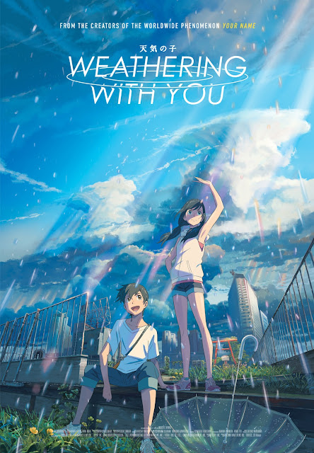 Weathering With You 2019 Animation 1080p WEBRip 2.7GB With Bangla Subtitle